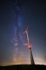Milkyway and Pinwheel