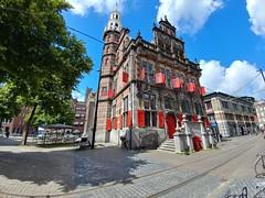 The Hague Center (Elad283) Tags: holland haag hague thehague denhaag netherlands nederland stadhuis cityhall architectureandbuildings architecture building