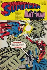 Superman / 1975 Nr. 11 (micky the pixel) Tags: comics comic heft superhero dc ehapaverlag superman batman deadman freiheitsstatue statueofliberty nickcardy