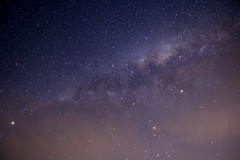 Milky Way above the clouds (padraic_koen) Tags: astronomy