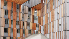 - La Confluence - (Jacqueline ter Haar) Tags: composition five distinct volumetric buildings engie building corner confluence laconfluence lyon lemonolithe mvrdv pgautier mgautrand ecdm erikvanegeraat west8