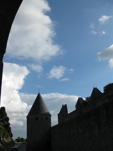 FR10 1299 La Cité de Carcassonne, Aude