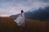 Windswept (Deltalex.) Tags: alexbenetel girl woman newzealand mountains snowmountains snowcappedmountains snow southisland grassland grass landscape portrait selfportrait deltalex
