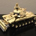 Updated M60A1