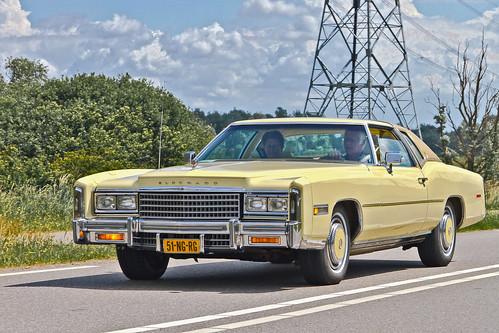 Cadillac Fleetwood Eldorado Hardtop Coupé 1978 (2296)