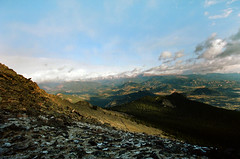 Rocky Mountain National Park on Film (seansdi77) Tags: rockymountainnationalpark mountainscenery twinsisterspeak hikingadventure coloradophotography rockymountains nature filmphotography canona1 landscape