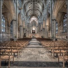 York Minster 2 (Darwinsgift) Tags: york minster hdr nikon d850 nikkor 19mm f4 pc e tilt shift tiltshift perspective control church interior