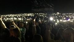 Shedding Some Light on a Soaring Eagle (supernova9) Tags: september summer iphone6splus iphone matchbox20 countingcrows 2017 mi mtpleasant michigan soaringeagle concert show flashlight flashlights light