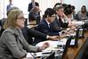Comissão de Constituição, Justiça e Cidadania (CCJ) sabatina os nomes de Valtércio Ronaldo de Oliveira, Maria Iracema Martins do Vale e Márcio Schiefler Fontes, para integrar o Conselho Nacional de Justiça (CNJ)