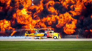 Matt Chapman VS Shockwave Jet Truck