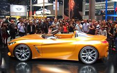 BMW Z4 Concept (rvandermaar) Tags: bmwz4concept bmw z4 bmwz4 iaa frankfurt 2017 rvdm