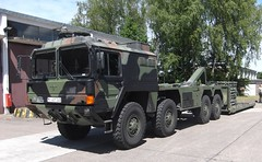 MAN 15t mil gl MULTI (michaelausdetmold) Tags: man lkw truck fahrzeug militär armee bundeswehr heer gl