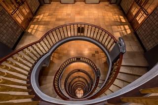 Spiral Stairs - Meßberghof