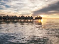 IMG_7695 ~ petang yang damai (alongbc) Tags: sunset sundown floatingchalet resort sepang baganlalang selangor malaysia travel place trip cloud canon eos700d canoneos700d tamron tamronlens 18mm200mm