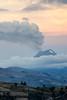 Tungurahua in Evening Light