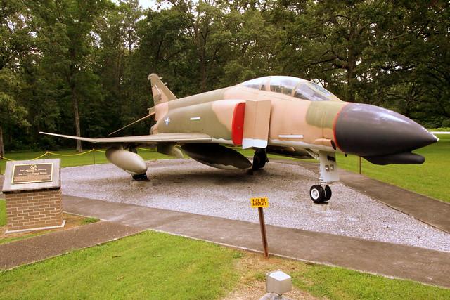 F-4C - Arnold A.F.B.