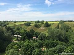 Мстиславль Замковая гора