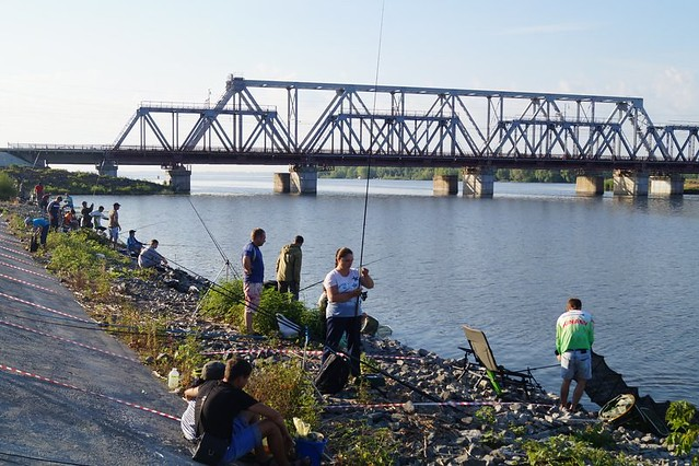 соревнования по рыбалке 2017 в сызрани
