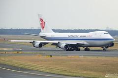 Air China Cargo --- Boeing 747-400F --- B-2476 (Drinu C) Tags: adrianciliaphotography sony dsc rx10iii rx10 mk3 fra eddf plane aircraft aviation airchinacargo boeing 747400f b2476 747