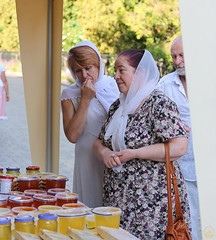 Открытие Святогорской медовой ярмарки (4) 09.08.2017