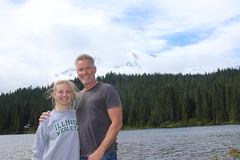 Mount Rainier (Symbiosis) Tags: daneidsmoe mtrainier mtrainiernationalpark hike hiking familyvacation hammock forest woods snowcappedmountain
