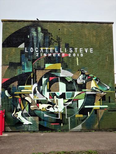 Locatelli / Hasselt - 11 aug 2017