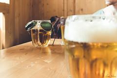 I look cooler (P.Vivek) Tags: beer prague travel brew brewery brewing craftbeer freshbeer goggles glass pint pintglass