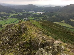 Grasmere from Helm Crag (colin9007) Tags: lake district cumbria westmorland grasmere helm crag