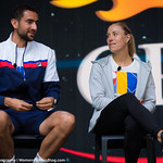 Angelique Kerber, Marin Cilic of Croatia