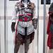 Ezio Auditore Cosplay von Assassin's Creed