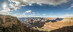 Magnificence of the Grand Canyon (NOAC_) Tags: grand canyon south rim landscape earth beautiful gorgeous imposing panorama panoramic pentax sigma 1020mm f35 ex dc hsm usa america arizona road trip pentaxk5iis