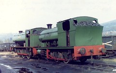 MtAshEngines001 (Neil Stapleton (Manchester)) Tags: steam trains mountain ash colliery railway ncb