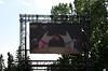 Sumo Game Screen (pokoroto) Tags: sumo game screen calgarystampede calgary カルガリー アルバータ州 alberta canada カナダ 7月 七月 文月 shichigatsu fumizuki bookmonth 2017 平成29年 summer july