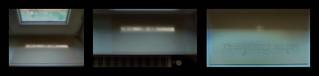 Sun Light and Shadow from a Scaffold and Veil on my Window Board Licht, Schatten von Gerüst, Schleier auf meinem Fensterbrett Paper from the abandoned concrete plant - Dibutades, the Invention of Drawing. Begonnen 2013