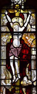 Crucifixion (English, 15th Century, restored 1973)