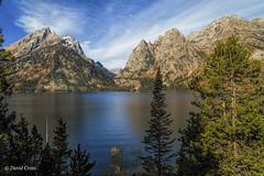 Jenny Lake (buffdawgus) Tags: canon5dmarkiii canonef24105mmf4lisusm grandtetonnationalpark jennylake landscape lightroom6 rockymountains tetons topazsw wyoming