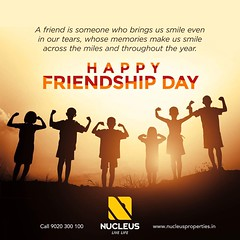 Nucleus Premium Properties wishes all a #HappyFriendshipDay!  #Kerala #Kochi #India #LuxuryHomes #Architecture #Home #Friends #HappyTimes #Elegance #Elegant #Building #Beauty #Beautiful #Exquisite #Interior #Design #Comfort #Luxury #Life #Trivandrum #Gorg (nucleusproperties) Tags: beautiful life happyfriendshipday kochi elegant style trivandrum kerala happytimes realestate lifestyle india luxury friends villa comfort apartment nature luxuryhomes architecture interior gorgeous design elegance beauty building exquisite view atmosphere home