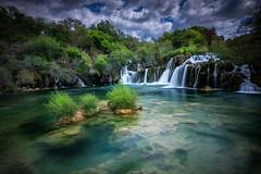 Krka (Leonardo Đogaš) Tags: water landscape river waterfall đogaš leonardo krka skradinski dalmacija dalmatia croatia hrvatska rijeka