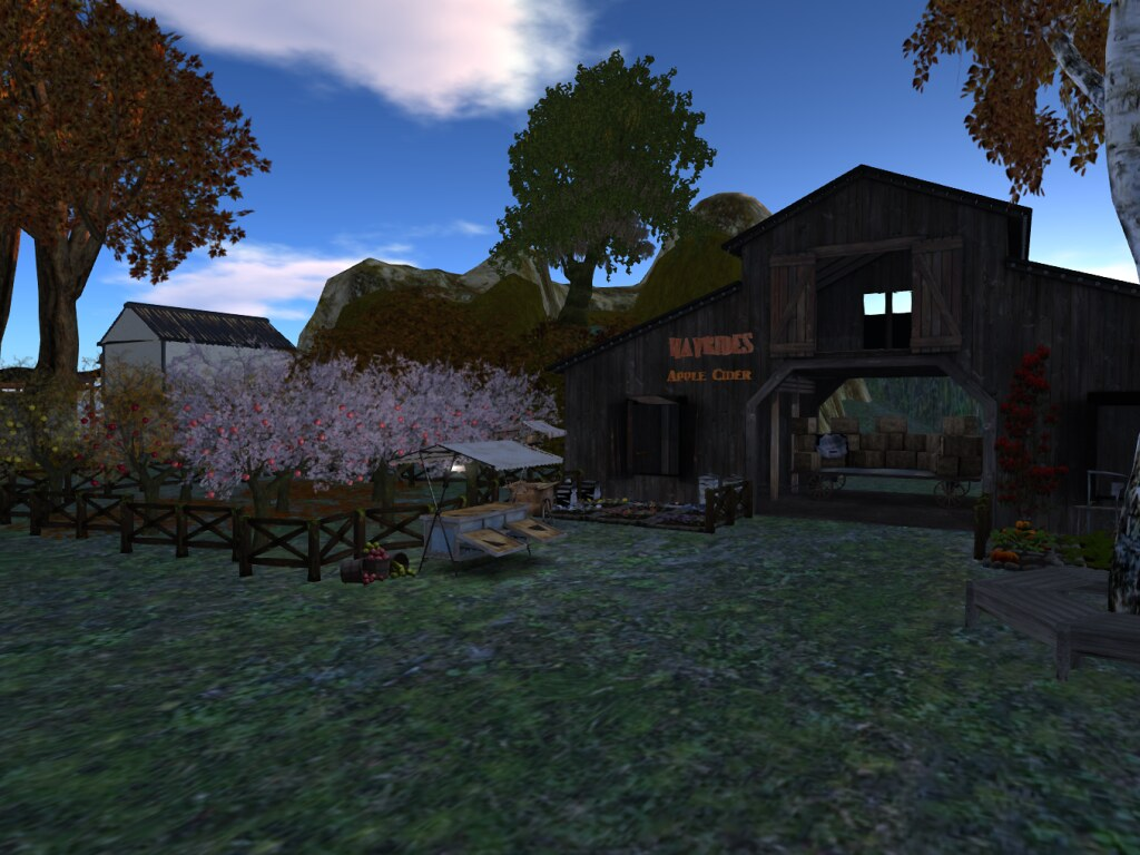 The World's Best Photos of firestorm and secondlife:region