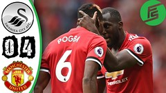 Swansea vs Manchester United 0-4 - Highlights & Goals - 19 August 2017 (FOOTBALL SPOTLIGHT) Tags: swansea vs manchester united 04 highlights goals 19 august 2017