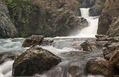 White Cap falls Seton Portage B.C. Canada (2MilkyWay) Tags: slow motion