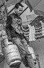 Propane delivery (FotoGrazio) Tags: baguio filipino philippines pinoy streetphotography waynegrazio waynesgrazio blackandwhite carrying delivery fotograzio gas hardwork heavy metalcylinders people propane street streetscene streetvendor strong working youngman