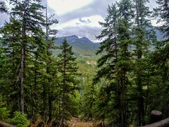 Viewtastic. (thnewblack) Tags: lg g6 lgg6 android smartphone wideangle 13mp hdr outdoors nature mountrobson britishcolumbia mountterryfox cameraphone