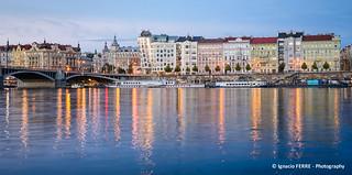 Vltava river, Prague #1