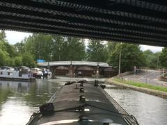 TaM009 Canal terminus Runcorn (holymoor) Tags: canal runcorn bridge