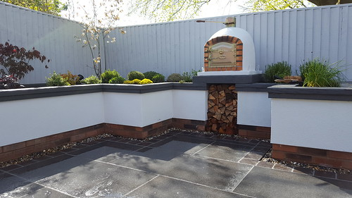 Bramhall Landscape Design and Construction - Patios and Pizza Image 2