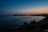 Lighthouse Sunrise (haddadzakaria) Tags: 2017 algeria jijel landscape longexposure nature rock sea seascape summer lighthouse sun sunrise