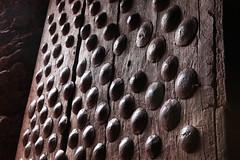 ETHIOPIAN DOOR (dayvmac) Tags: lalibella ethiopia door abstract building texture