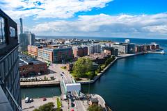 Malmö view
