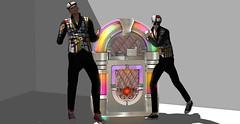 Entrada 216 The Jukebox Boys (Curiosse) Tags: